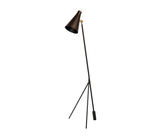 Hunter floor lamp by RUBEN LIGHTING | General lighting