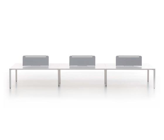 WorKit de Vitra | Sistemas de mesas