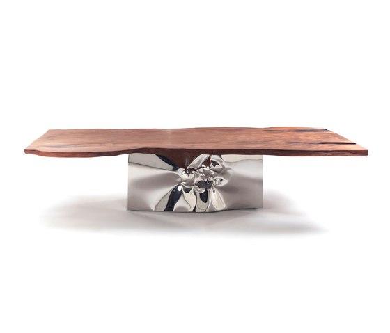 Riflessi millenari by Riva 1920 | Dining tables