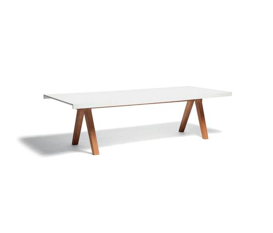 Vieques Dining table de KETTAL | Tables à manger de jardin