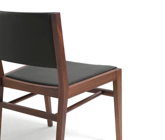 Tennessee leather de Riva 1920 | Chaises de restaurant