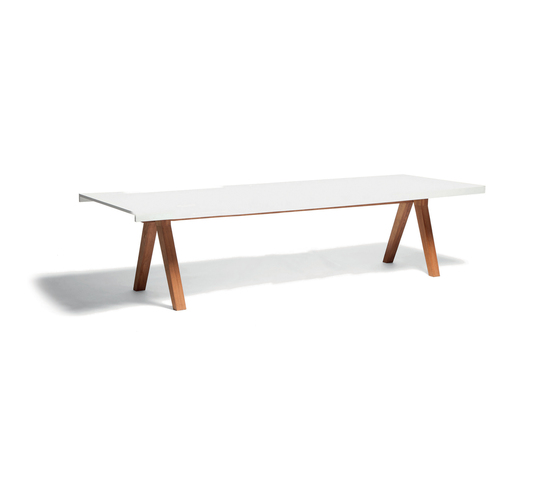 Vieques Dining table by KETTAL | Dining tables