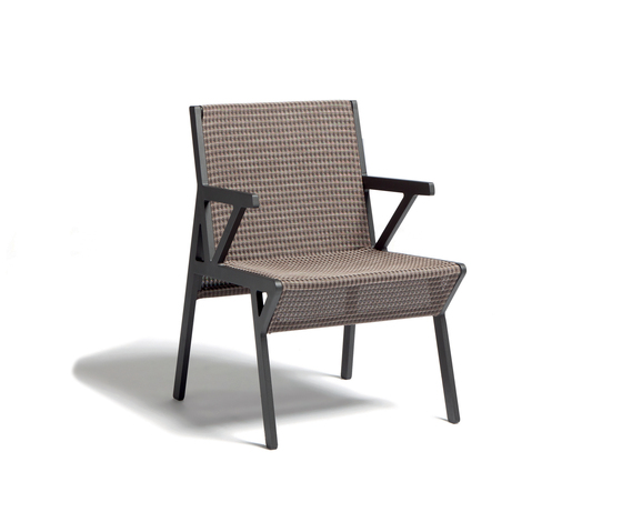 Vieques Dining Armchair by KETTAL | Garden chairs