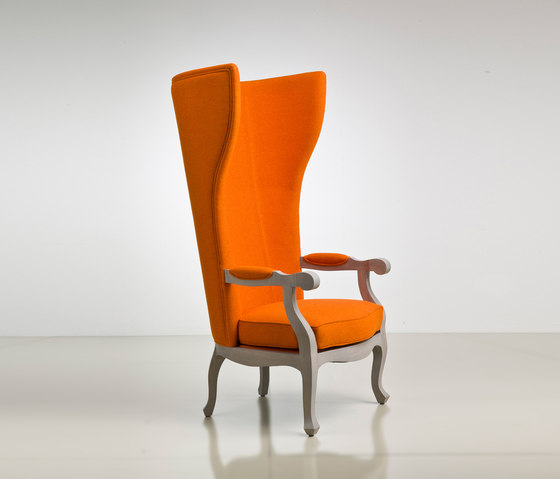 Arne XV 5603 Armchair by F.LLi BOFFI | Lounge chairs