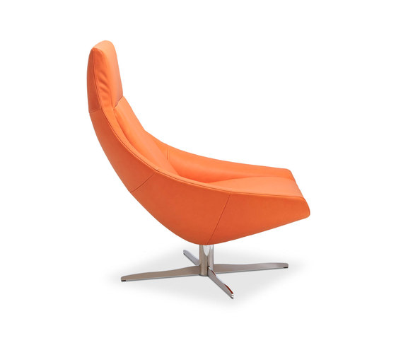 Ovni Lounge chair de Jori | Fauteuils d'attente