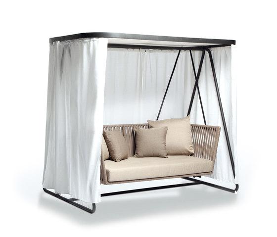 Bitta leg swing di KETTAL | Dondoli da giardino