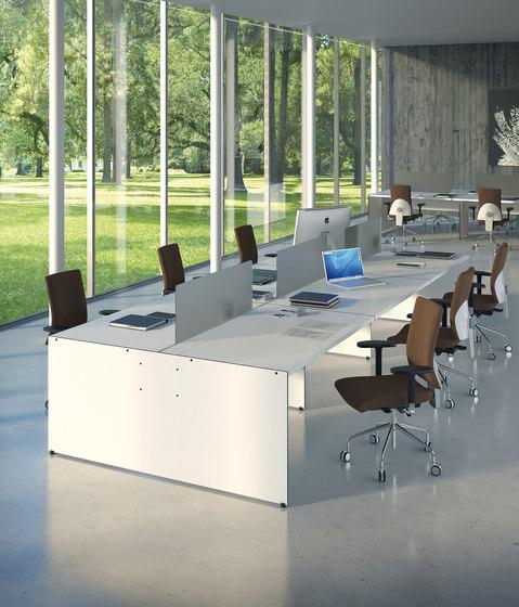 Aspen bench de AG Land | Sistemas de mesas