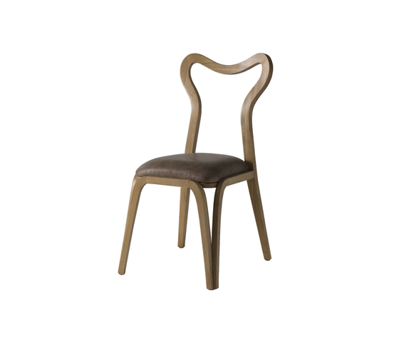 Daina 5802 Chair by F.LLi BOFFI | Restaurant chairs