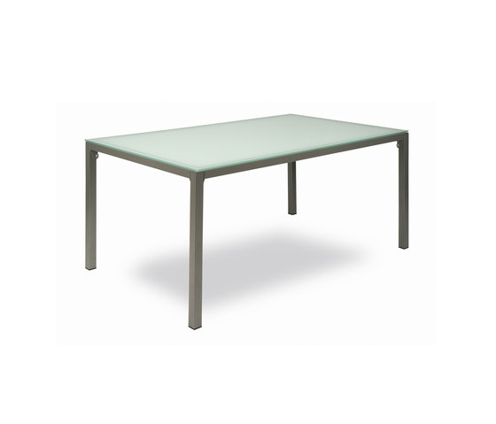 Landscape Table base von KETTAL | Garten-Esstische