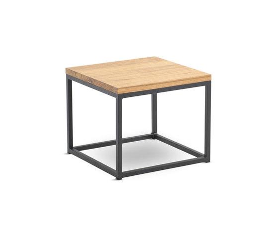 Via Side Table di KETTAL   Tavolini di servizio da giardino