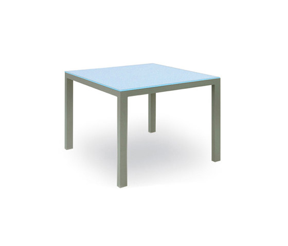 Via Square Table by KETTAL | Dining tables