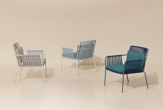 Net club armchair de KETTAL | Fauteuils de jardin