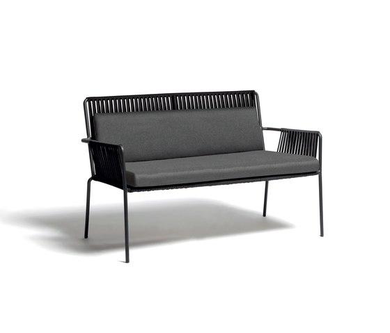 Net 2-Seater Sofa de KETTAL | Sofás de jardín