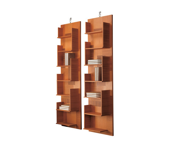 Harlem 4306 Bookcase by F.LLi BOFFI | Shelves