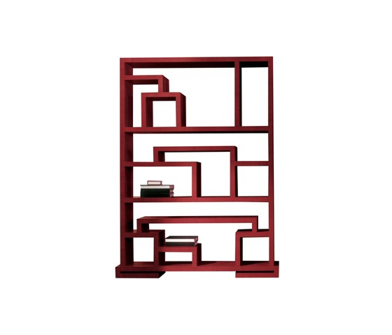 Labirint 4402 Bookcase by F.LLi BOFFI | Shelving systems