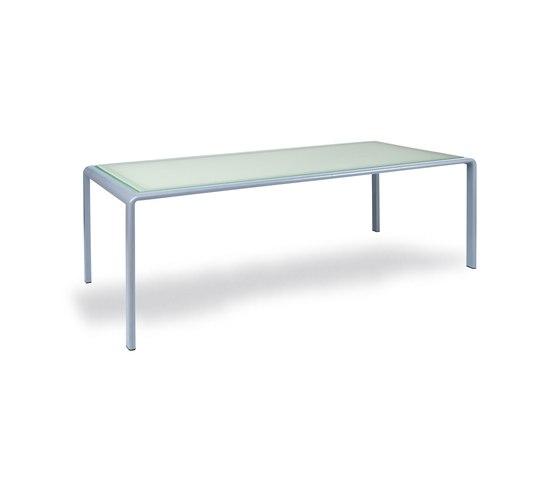 Soft Dining Table von KETTAL | Garten-Esstische