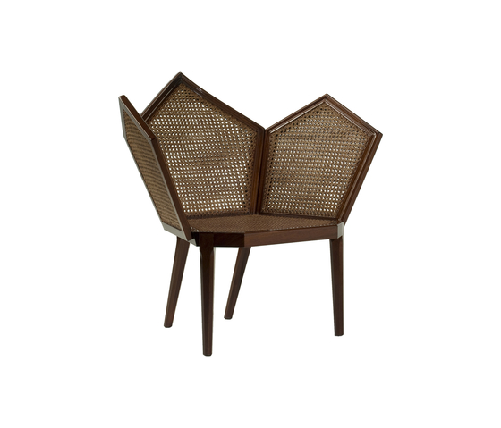 Lui 5 5611/C Armchair by F.LLi BOFFI | Lounge chairs