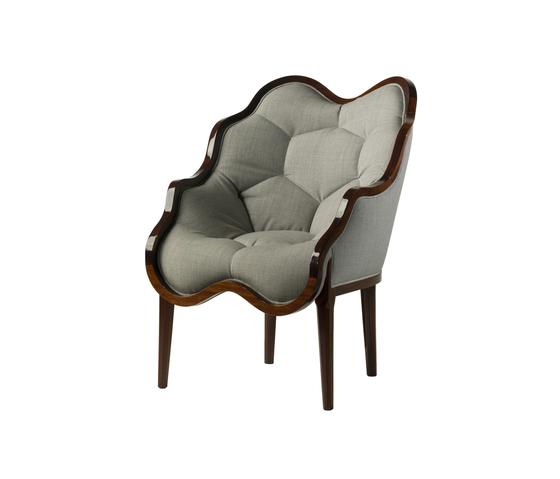 Lui 6 5613 Armchair by F.LLi BOFFI | Lounge chairs