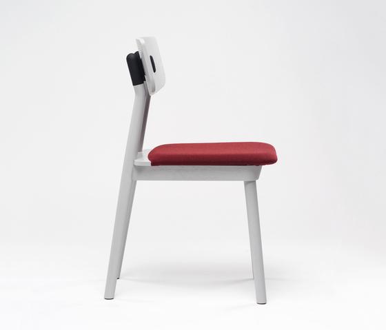 Clip Chair di De Vorm | Sedie ristorante
