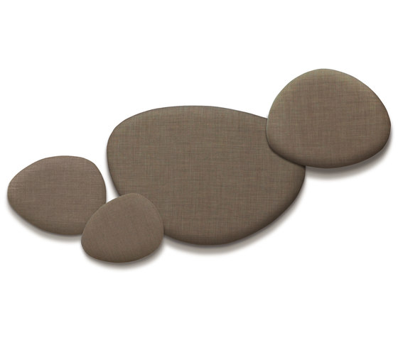 Satellite acoustic panel de STUA | Systèmes muraux absorption acoustique