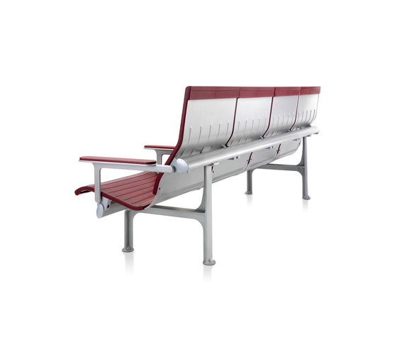 2400 Carlitos by FIGUERAS | Waiting area benches