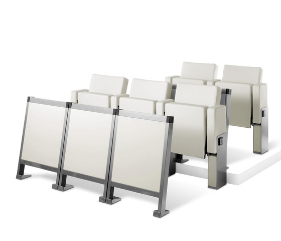 6035 Flex I F 1000 by FIGUERAS | Auditorium seating
