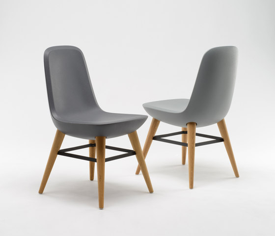 Pebble Chair von De Vorm | Restaurantstühle