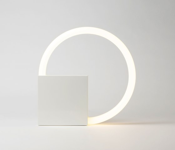 Cirkellamp White by boops lighting | Lighting objects