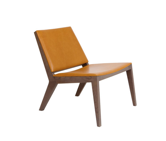 Wood Me lounger by De Vorm | Lounge chairs