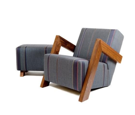 Daddy's chair di De Vorm | Poltrone lounge