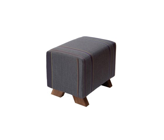 Daddy's hocker di De Vorm | Pouf