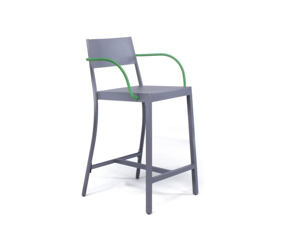 Amanda Bar Chair by steve & james | Bar stools