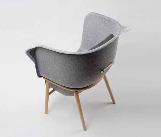 Pod Privacy Chair di De Vorm | Poltrone