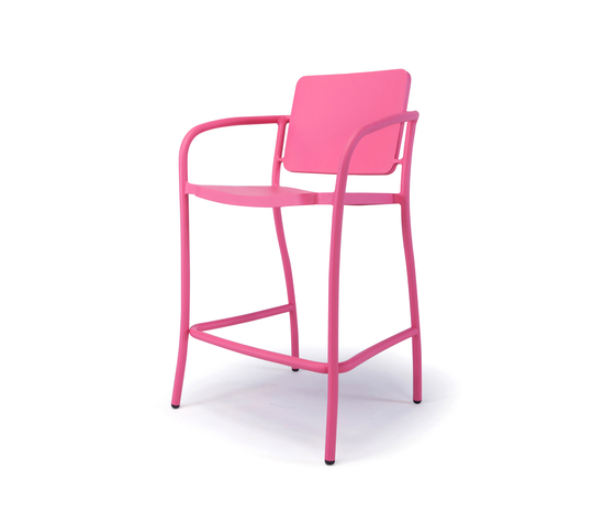 Zoe Bar Chair de steve & james | Taburetes de bar