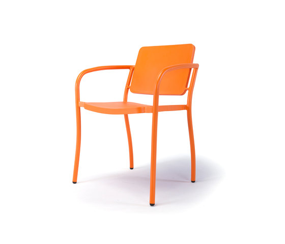Zoe Bistro Chair by steve & james | Garden chairs