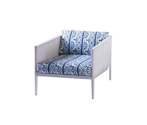 Martina Lounge chair de steve & james | Fauteuils de jardin