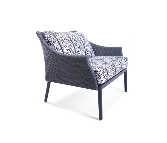 Matty Lounge chair de steve & james | Fauteuils de jardin