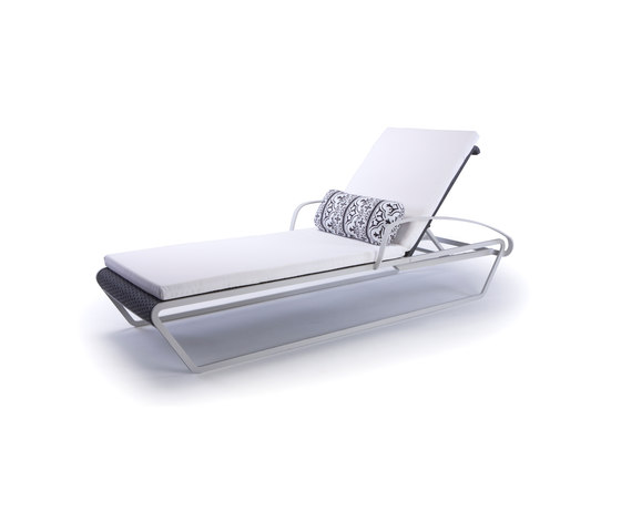 Michael Sunlounger by steve & james | Sun loungers