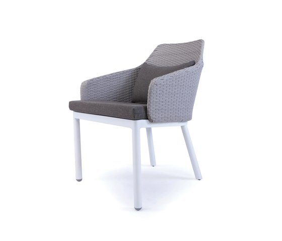 Robinson Dining chair by steve & james | Restaurant chairs