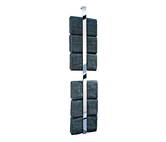 BRICK BK HL by DECOR WALTHER | Towel rails