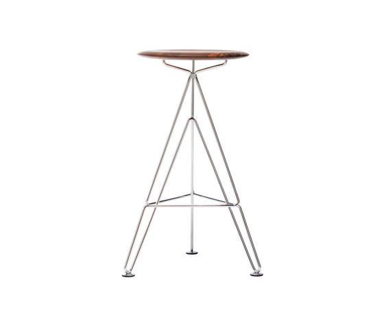 SuperSputnik 630 by SISMAN | Bar stools