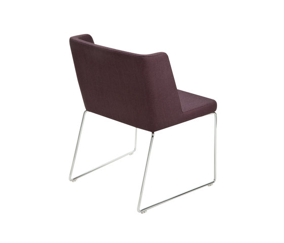 Easy by B&T Design | Visitors chairs / Side chairs