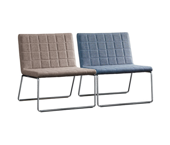 Flu by B&T Design | Lounge chairs