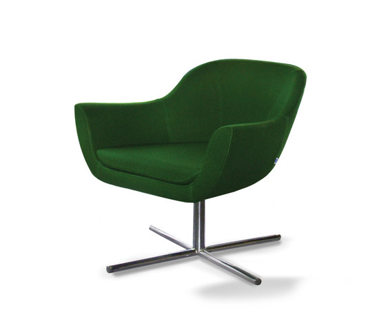 Green by B&T Design | Lounge chairs