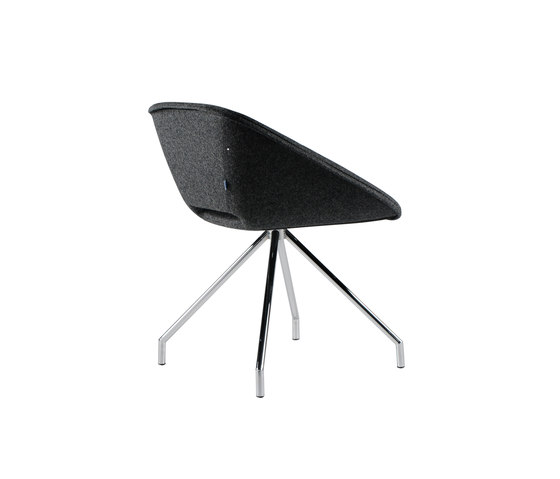 Kirmizi by B&T Design | Visitors chairs / Side chairs