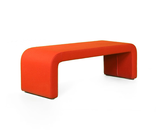 Moby by B&T Design | Waiting area benches