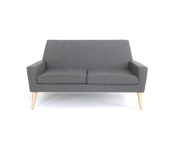 Finsbury 2 Seater Sofa by Assemblyroom | Lounge sofas