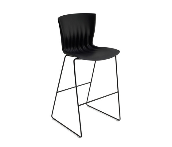 Ripple Chair bar height by Paustian | Bar stools
