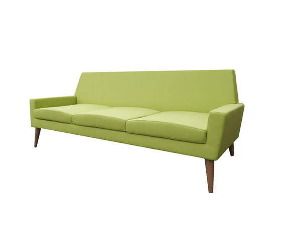 Finsbury 3 Seater Sofa by Assemblyroom | Lounge sofas