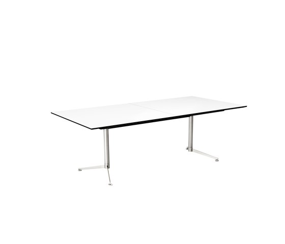 Spinal Table rectangular with extention by Paustian | Dining tables